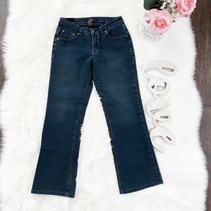 Jag Jeans Straight leg jeans sz 8